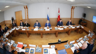 "Head of Rosprirodnadzor Holds Working Meeting on Implementation of Environmental Measures at ""Quadra – Power Generation's"" Energy Facilities - PJSC Quadra"